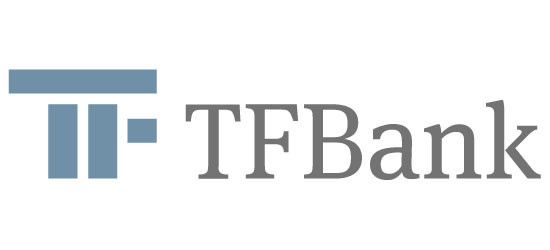 TF Bank logo